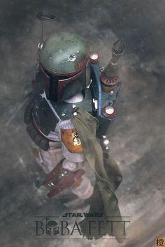 Boba Fett - Star Wars °°