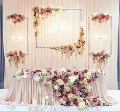 Wedding Designs Floating Chiffon Table Skirt with extra length Long Chiffon Wedding Table, Wedding Ceremony, Wedding Mandap, Wedding Receptions, Wedding Stage Decorations, Graduation Decorations, Table Decorations, Sweetheart Table, Event Decor
