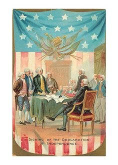 Image Search Results for vintage postcards independance day Patriotic Images, Patriotic Posters, Independance Day, American Revolutionary War, Declaration Of Independence, Independence Quotes, Illustrations, Vintage Holiday, American History