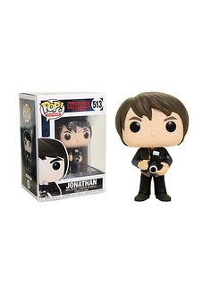 Funko Stranger Things Pop! Television Jonathan Vinyl Figure,