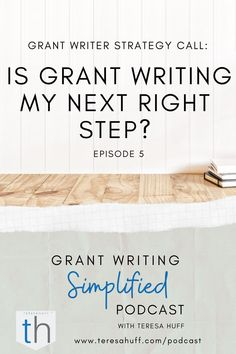Grant Proposal Writing, Grant Writing, Writing Strategies, Writing Tips, Nonprofit Fundraising, Work From Home Jobs, Non Profit, Writer, Career