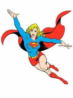 Supergirl by Jose Luis Garcia-Lopez