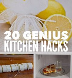 20 Awesome Hacks That Will Spice up Your Kitchen
