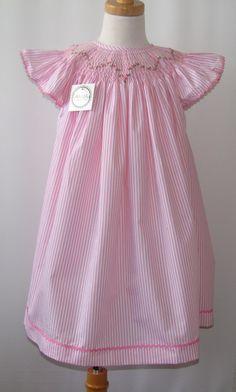 Baby girl smocked dresses smocked dresses for girls by handsmocked, $48.00