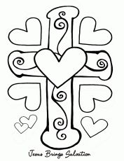 Coloring Pages for Kids by Mr. Adron: 1 John 5:12 Print And Color ...