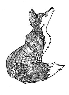 kearney womans zentangle coloring book stems from her doodling