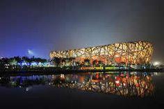 "Olympic National Stadium - the ""Bird Nest"""