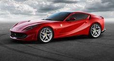 フェラーリ「F12ベルリネッタ」後継モデルがベールを脱いだ。
