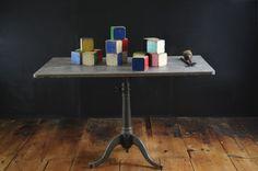 Monumental Cube Building Sculpture : Factory 20