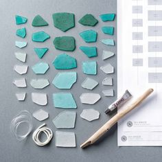 How to Make a Sea Glass Wind Chime Craft Kit – Beach glass jewelry Sea Glass Crafts, Sea Glass Art, Seashell Crafts, Beach Crafts, Sea Glass Jewelry, Stained Glass, Wind Chimes Craft, Shell Wind Chimes, Carillons Diy