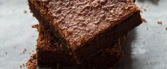 The 2-Ingredient Nutella Brownie Recipe Is A Gift From The Heavens