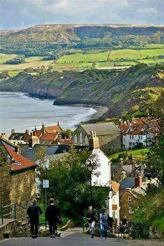 Whitby Yorkshire UK