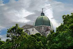 has shared 1 photo with you! St Joseph, Saint, Taj Mahal, Photos, Canada, Building, Travel, Saint Joseph, Pictures