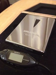 Vintage Limited Edition 15th Anniversary Sony Walkman. Bought 1994, Stolen 1995... 2013 worth £500. Damned them thieves.