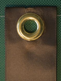 DIY: Ten Minute Grommet Workshop  attach grommets to purses, curtains, and any other project.