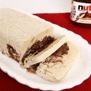 Nutella Semifreddo