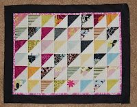 City Blooms Charm Quilt | ReannaLily Designs