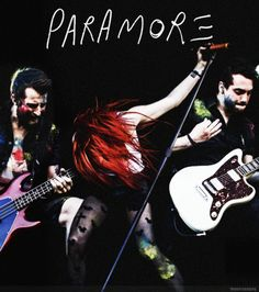 Paramore - Jeremy Davis, Taylor York, Hayley Williams