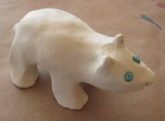 Animal Sculpture with Air-Dry Clay | TeachKidsArt