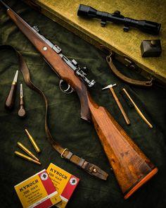WesA Vintage Holland & Holland .30 Super Magazine Rifletley Richards | Gunmakers since 1812