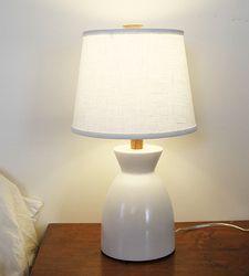 Side table light- mahogany - Brook Farm General Store