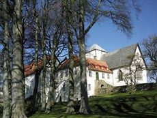 Utstein Monastery. Photo: Utstein Monastery. Stavanger, All Over The World, Museums, Norway, Medieval, Island, Spaces, Mansions, House Styles