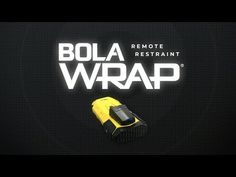 BolaWrap: Remote Restraint - YouTube