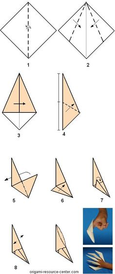 1000 Images About Oragami On Pinterest Origami 3d