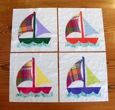 Quilt Block Set - Calypso Breeze                                                                                                                                                                                 More