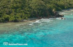 Haulover North, one of St Johns TOP SNORKELING destinations. Find out more ... www.stjohn-beachguide.com
