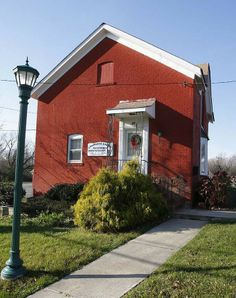 Historic Train Station Building in Milltown, New Jersey {}