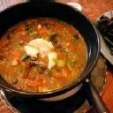 Curried Lentil Soup. YUM. Please Organic as possible :) Your body will thank you!
