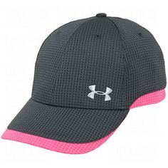 Under Armour Ladies Undeniable Adjustable Golf Cap