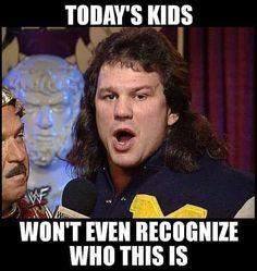 Wrestling Memes, Wcw Wrestling, Wwe Bray Wyatt, Now And Forever, Professional Wrestling, Sports, Kids, Childhood, Hs Sports