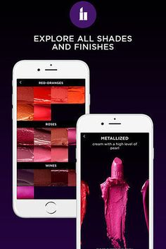 Now, Urban Decay is throwing that problem in the damn dumpster with the latest in makeup technology: You can try on all 100 (!!!) shades of their new lipstick line, Vice, via a new free app. | Guys, You Can Test Out All The New Urban Decay Lipsticks In A Free App