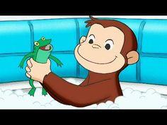Sexe de singe de dessin animé