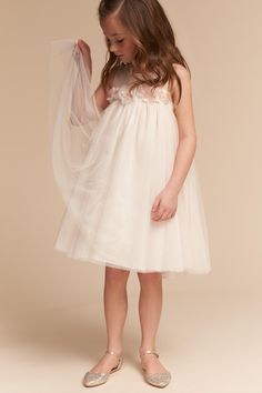 Rose Dress from @BHLDN