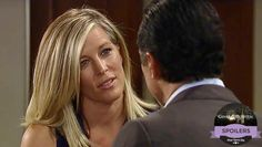 General Hospital (GH) spoilers indicate that Sonny (Maurice Benard) and Carly Corinthos (Laura Wright) will be forced to work together when business comes up and they head to Sonny's Island. Sonny and Carly will begin to look back at their past and it will draw them closer, not to mention a looming