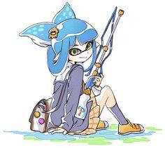See more 'Splatoon' images on Know Your Meme! Pokemon, Video Game Art, Video Games, Splatoon Tumblr, Splatoon Games, Little Pony, Anime Manga, Animal Crossing, My Idol