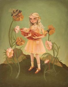 Alice and the Piglet by Emily Winfield Martin, the Black Apple.