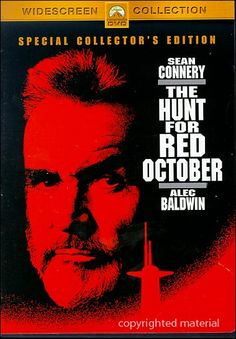 Hunt For Red October is one of the first movies of its genre I saw growing up and it left a strong impression on me. It has a great cast and a good sense of suspense.