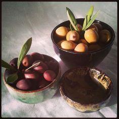 SenzaPanna: Olive ascolane in salamoia