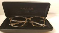 da70ecd2258 Eyeglass Frames Women Ralph Lauren RA7044 1143 Light Brown Tortoise