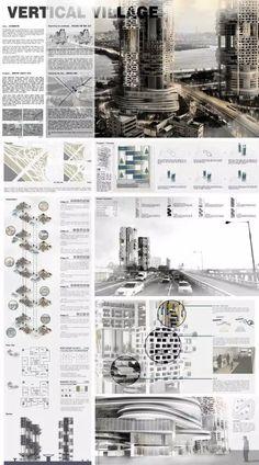 20张精致的建筑排版
