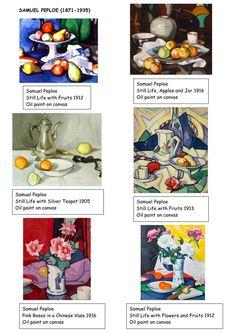 Samuel Peploe | Research Process | http://www.tate.org.uk/art/artists/samuel-john-peploe-1756