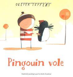"O. Jeffers ""Pingouin vole"""