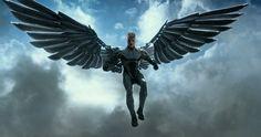 X-Men: Apocalypse : Photo Ben Hardy Xmen Apocalypse, Ben Hardy, X Men Film, Warren Worthington Iii, Ange Demon, Kino Film, Man Movies, Comic Movies, Comic Books