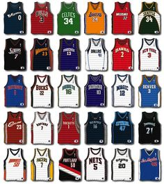 Mens Style Discover National Basketball Association-All About NBA- World Sport Edition Nba Uniforms Basketball Uniforms Basketball Teams Jersey Uniform Basketball Tricks Nba Season Nba Stars Nba Players Sports Shirts Nba Uniforms, Basketball Uniforms, Basketball Teams, Jersey Uniform, Basketball Tricks, Nfl Network, Nba Season, Nba Stars, Sports Shirts