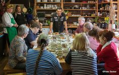Spreewald auf Kulinarischer Entdeckungsreise mit Foodhunter Karl Röske www.spreewald-kraeutermanufaktur.de