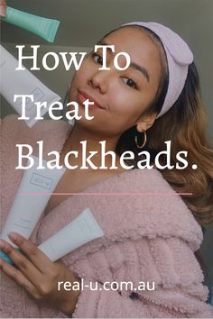You asked… and here it is! Our easy to read 'breakdown' on blackheads, what they are and how to get rid of 'em.